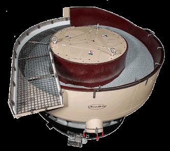 Roto-Finish Vibratory Deburring Service